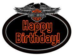 harley davidson happy birthday | Harley Davidson Happy Birthday Picture http://www.myspace.com ...