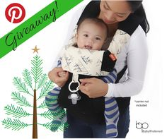 Participate to win a brand new Baby Preferred baby carrier bib for your carrier! Best way to keep it nice, clean and dry! Follow us on Pinterest or pin this image on your profile! Click the image below for more details! a Rafflecopter giveaway