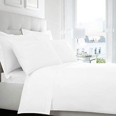 Luxury Plain Poly Cotton Duvet Cover Set With Pillowcases. Single: 1 Duvet Cover, and 1 Pillow Case. Double: 1 Duvet Cover, and 2 Pillow Cases. King Size: 1 Duvet Cover,and 2 Pillow Cases. Super King: 1 Duvet Cover, and 2 Pillow Cases. Duvet Sets, Duvet Cover Sets, Super King Duvet Covers, Egyptian Cotton Duvet Cover, Black Bedding, Flat Sheets, Fitted Sheets, Quilt Cover, Home Collections