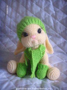 Mesmerizing Crochet an Amigurumi Rabbit Ideas. Lovely Crochet an Amigurumi Rabbit Ideas. Easter Crochet, Cute Crochet, Crochet Crafts, Yarn Crafts, Crochet Projects, Knit Crochet, Diy Crafts, Crochet Pikachu, Crochet Amigurumi