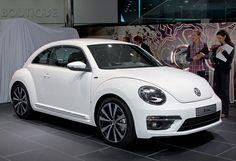 Volkswagen Beetle R-Line cops an attitude