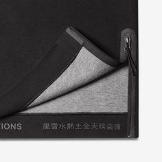 Nike / NikeLab ACG / Tech Fleece Funnel Pullover / 2014