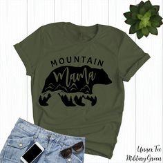 Printed T-Shirt,Koala Family Love Theme Fashion Personality Customization