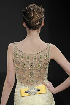 Georges Hobeika Haute Couture Spring 2009 - Details