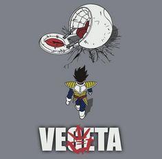 Parody poster Akira - Dragon Ball 02