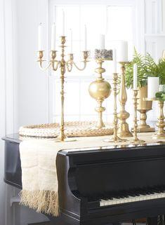 Buy Gold Candelabra & Candlesticks Wholesale Online | Jamali Garden