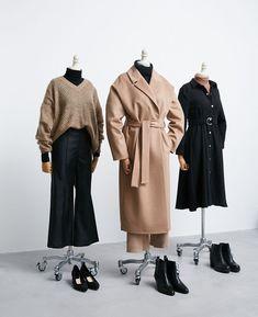 Korea Fashion, Muslim Fashion, Modest Fashion, Asian Fashion, Hijab Fashion, Fashion Outfits, Fall Outfits, Cute Outfits, Multiple Outfits