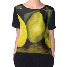 'Quinces ' Graphic T-Shirt Dress by Lövei Éva Yellow Theme, T Shirt, Shirt Dress, Decoration, Shirt Designs, Autumn, Casual, Prints, Cotton