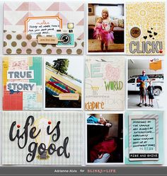 Paper Fab: Blinks of Life