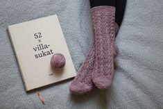 Neulotut tiskirätit – kolme ohjetta - Pariton rasa Socks, Kissa, Ankle Socks, Sock, Stockings, Hosiery