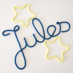 #jules #tricotin #cadeau #naissance