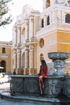 Not that long ago Guatemala was mainly a backpacking destination, but over the years Antigua has become quite the popular location for quick travel getaways. Here is our guide covering 8 amazing things to do in Antigua over days! Backpacking South America, Backpacking Asia, Around The World Cruise, Places Around The World, Quick Travel, Travel List, Pacaya, Guatemala City, Walking Tour