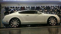 Bentley on Forgiato