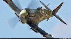 Supermarine Spitfire fighter 10