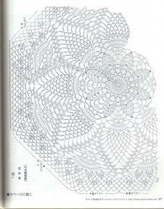 As Receitas de Crochê: Bolero de crochê- receita e gráfico