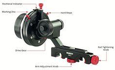 Amazon.com : Filmcity HS-2 Follow focus with Hard Stops (HS-2) : Camera & Photo