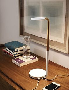 Pixo Optical LED Table Lamp