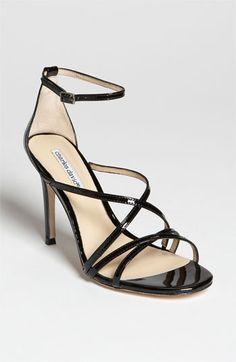 Nordstrom's strappy sandals...sah-weet