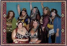 The Fatimas - belly dance group