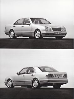 Mercedes-Benz E 50 AMG (Torino, 1996, Foto D 96 S 1038)