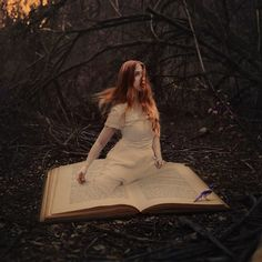 Dear Reader, Maybe You Suck Brooke Shaden - what an inspiration! I love her photo art and her attitude towards life.