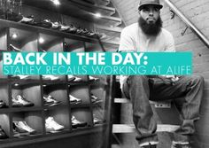 When Stalley Worked at ALIFE