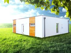 McCube - due Häuser zum Mitnehmen Life Guide, Carports, Cool Technology, Tiny House, Cube, Shed, Outdoor Structures, Architecture, Outdoor Decor