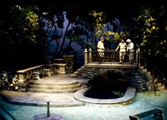 Much Ado About Nothing. Scenic design by Joe Tilford.