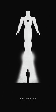 Silhouette Superhero Art - Past and Present Comparisons - Geektyrant  The Genius