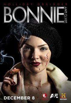 Holliday Grainger as Bonnie Parker