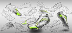 Puma NEO on Behance #id #product #sketch