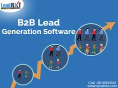 #B2BLeadGenerationSoftware brings a solid strategy, a well-structured approach and a set of properly focused activities. It is designed to attract the attention of prospective clients. See more @ http://bit.ly/2jls9Uf #LeadGeneration #B2BLead