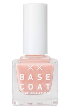 What it is: A breathable nail polish suitable for wear during prayer that also offers a healthy option to your nail color routine.What it does: This nail color is Halal Certified, which means that the formula has been presented to a Halal inspector and the manufacturing process and facilities have been inspected to confirm they meet and respect Muslim rules and requirements. The breathable polish allows molecules of water and oxygen to permeate through the #NaturalHairLossRemediesThatWork Halal Nail Polish, Natural Antifungal, Oil For Hair Loss, Brittle Nails, Hair Loss Shampoo, Nail Fungus, Prevent Hair Loss, Hair Loss Treatment