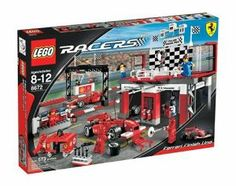 Best Price LEGO Racers Ferrari Finish Line Online Shopping - http://wholesaleoutlettoys.com/best-price-lego-racers-ferrari-finish-line-online-shopping