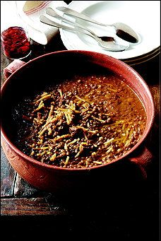 Pasta and Lentils, Sicilian Style Recipe Details   Recipe database   washingtonpost.com