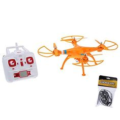 Original Syma X8W Wifi FPV 24G 6 Axis Gyro 4 CH RTF RC Quadcopter with 20MP HD Camera  RC Battery Bandage -- See this great product.