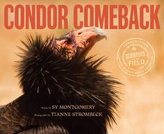 Condor Comeback California Condor, California Poppy, Santa Barbara Zoo, Houghton Mifflin Harcourt, New Children's Books, National Book Award, Page Turner, Science Books, Book Format