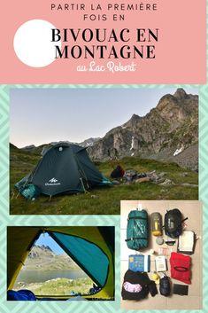 Découvrez notre premier bivouac dans les alpes au lac robert près de Grenoble et chamrousse, en Belledonne #bivouac #randonnée