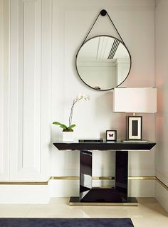 Find The Perfect Console Table For Your Hallway | Hallway Decoration | Decoration Style | Trends | Modern Console Tables | Get Inspired