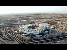 Al Rayyan Stadium: The Progress So Far | Qatar 2022 استاد الريان: التقدم المحرز حتى الآن | قطر ٢٠٢٢ - YouTube Fifa World Cup, Sci Fi, Science Fiction