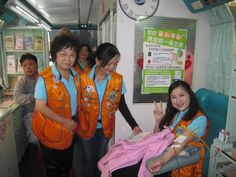 Hualien County Lotus #LionsClub (Republic of China) hosted a blood donation event