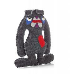Rascal Dogs - funny and boisterous coddle toys made from felted sweaters.