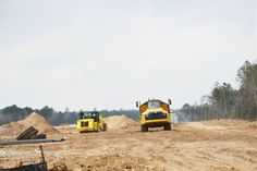 Valley Ranch Town Center site work well under way, clearing and dirt work moving ahead of schedule. Valley Ranch Town Center will be home to over 1.5m sq.ft. of retail and mixed use. #valleyranch #development #texasrealestate