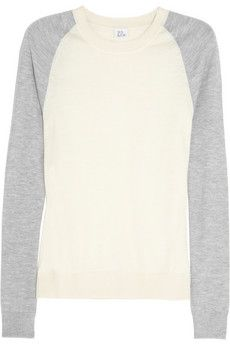 baseball tee in cashmere