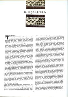 Album Archive Jacket Pattern, Celtic, Archive, Album, Knitting, Tricot, Breien, Knitting And Crocheting, Crochet