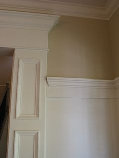 Archatrave Wainscot Door Trim RVRS Finishing Touches Gallery - Rick VanderHeide Renovation Specialist Residential Renovations & Finishing Carpentry in Surrey, BC Staircase Railings, Door Trims, Baseboards, Wainscoting, Surrey, Built Ins, Carpentry, It Is Finished, Gallery