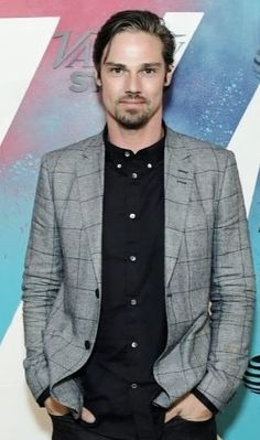 Photo From: The AT&T Film Selections Party. September 9, 2018 - Toronto Jay Ryan, September 9, Toronto, Actors, Blazer, Film, Party, Fashion, Movie