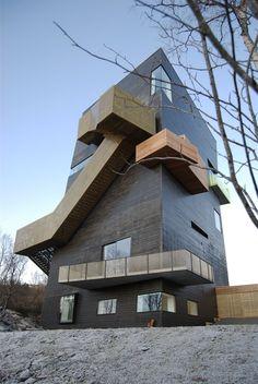 hamsunsenteret arkitekt - Google-søk