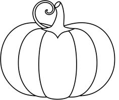 Did you know about Blank Pumpkin Coloring Pages? We have several coloring pages only for you. Crafts For 3 Year Olds, Halloween Crafts For Kids, Diy Halloween Decorations, Fall Crafts, Halloween Diy, Pumpkin Template Printable, Leaf Template, Fall Coloring Pages, Animal Coloring Pages