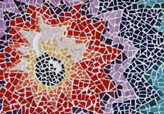 Mosaico por Roberta Ávalos  Mosaico / Clase de Arte